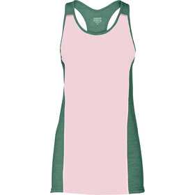 Norrøna Wool Tri Top Singlet Dames, candy pink
